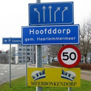 Autosloop Hoofddorp